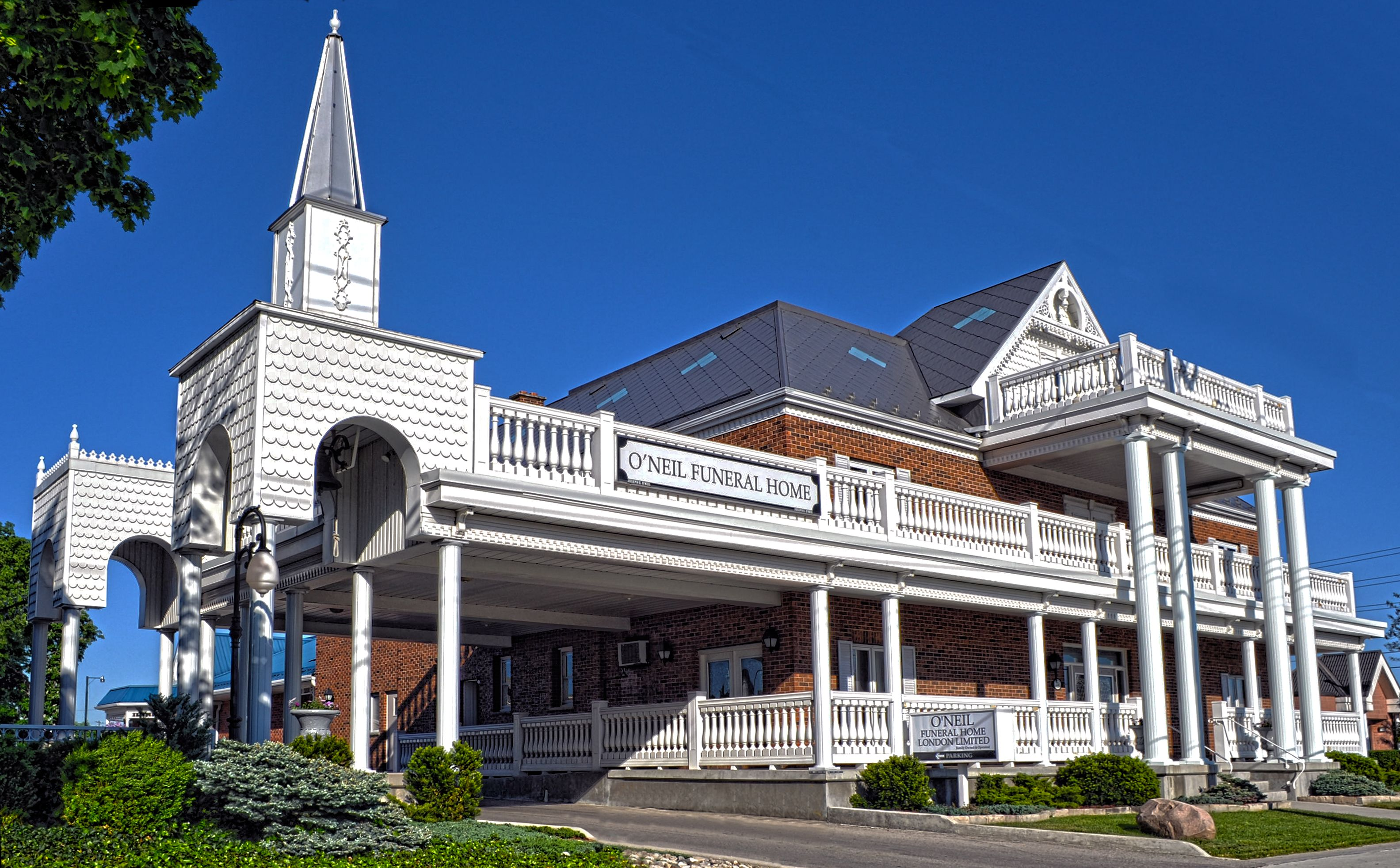 O 39 neil funeral home london ontario canada for New homes in ontario canada